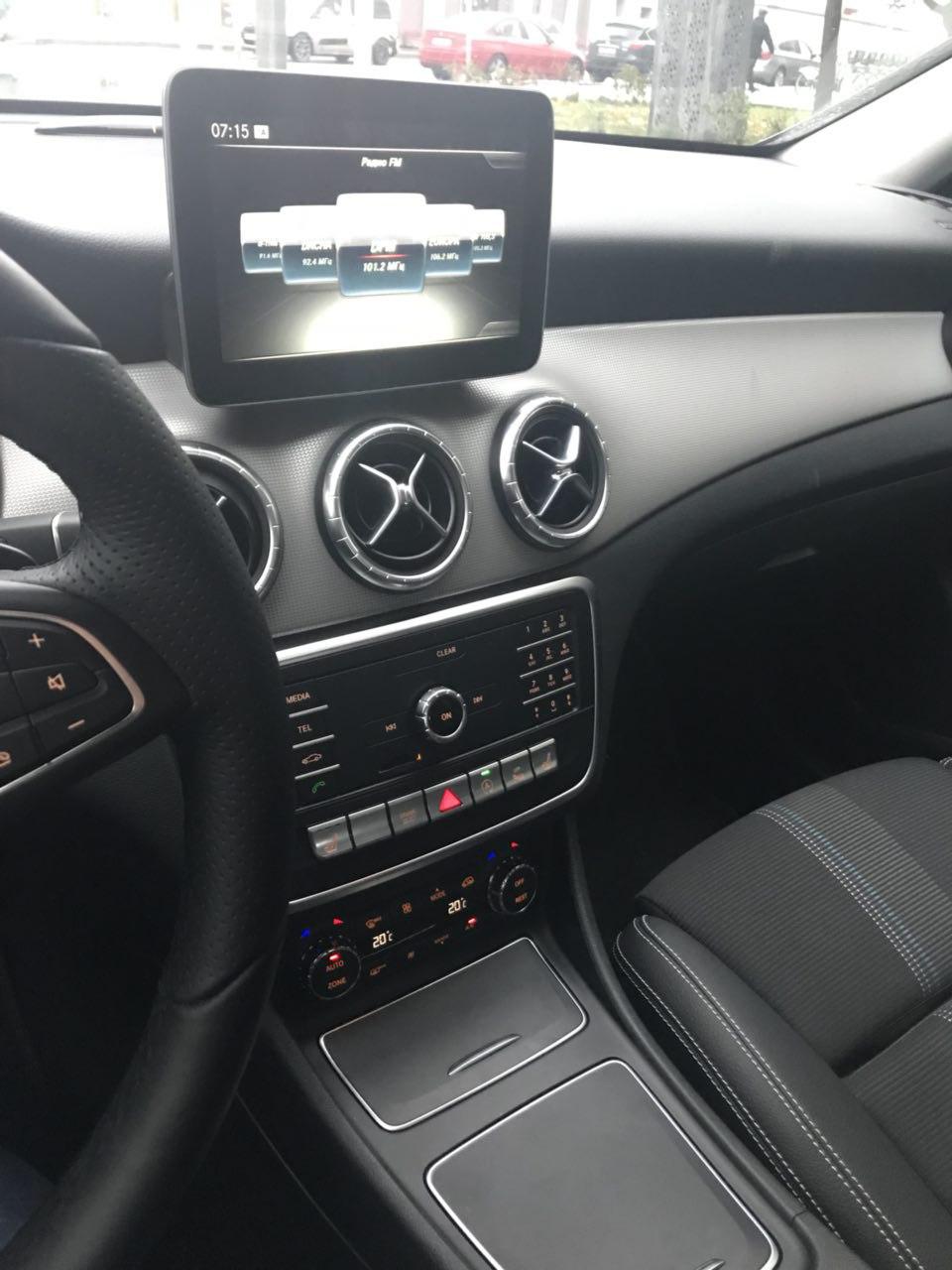 Каршеринг BelkaCar, Mercedes, Mercedes CLA200