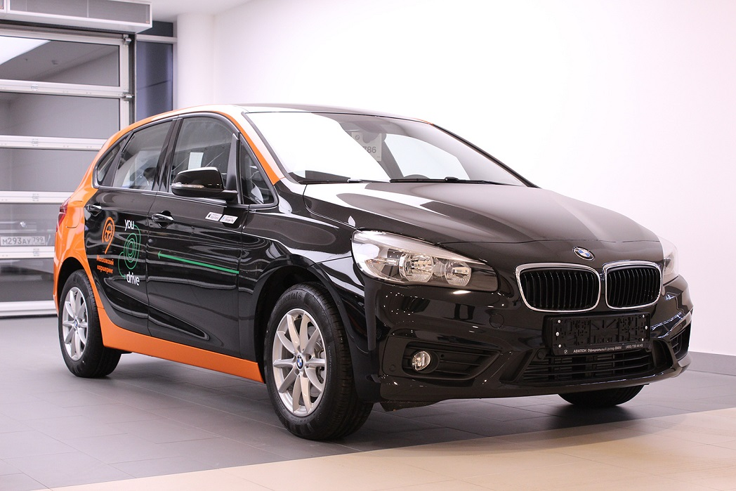 BMW 2 Series Active Tourer от YouDrive