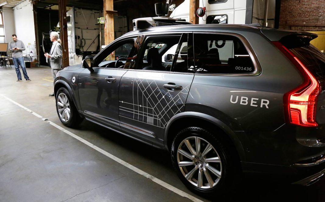 Uber получит миллиард долларов на развитие беспилотного подразделения