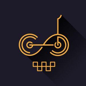 Логотип Шеринг самокатов Samocat Sharing