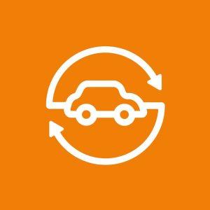 Логотип Каршеринг Carenda
