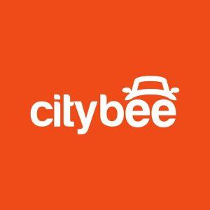 Логотип Каршеринг CityBee