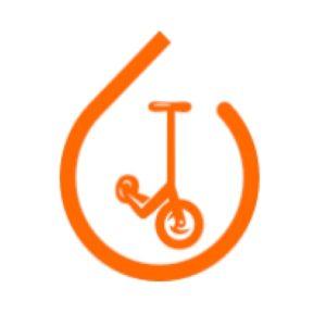 Логотип Шеринг самокатов ДелиCамокат