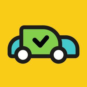 Логотип Каршеринг Rent A Ride