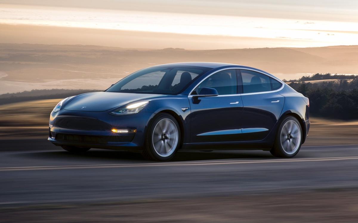 Tesla продала 18 000 автомобилей в Европе за прошлый месяц