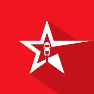 Логотип Каршеринг Zvezda Car