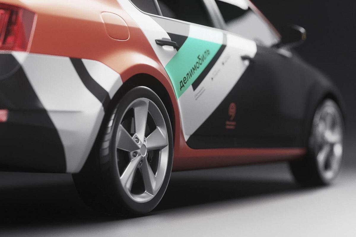 Делимобиль добавил в краснодарский автопарк Renault Logan