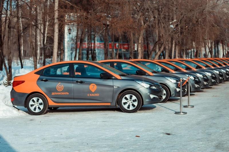 Делимобиль возвращает бесплатную парковку у ТЦ Авиапарк
