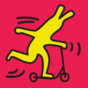 Логотип Шеринг самокатов Рушеринг