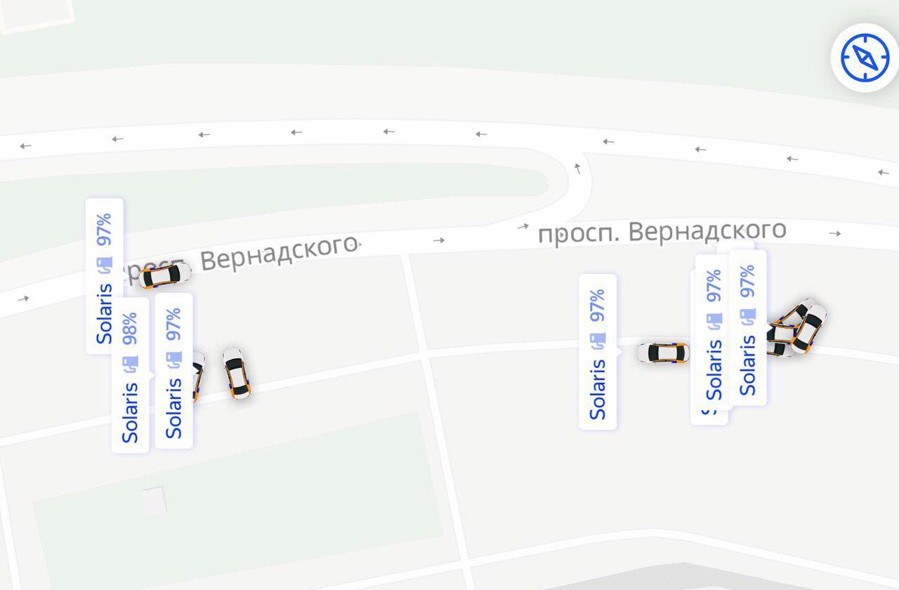 Каршеринг Яндекс.Драйв добавил в автопарк Hyundai Solaris