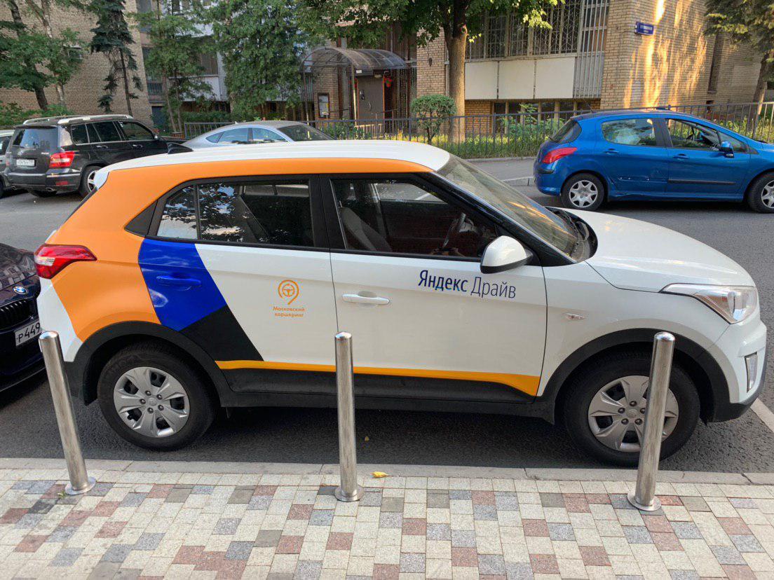 У Яндекс.Драйва в Москве, возможно, появятся Hyundai Creta. Фото
