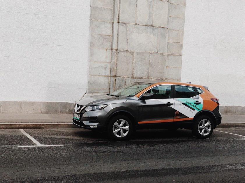 Делимобиль добавил в автопарк 173 новых Nissan Qashqai