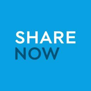 Логотип Каршеринг ShareNow
