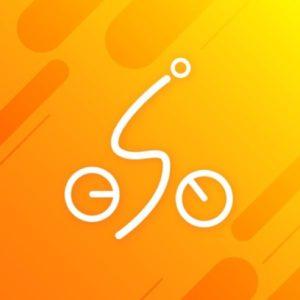 Логотип Кикшеринг E-motion Sharing