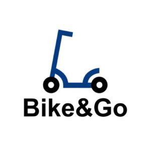 Логотип Кикшеринг Bike&Go