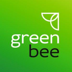 Логотип Кикшеринг Greenbee