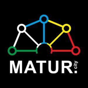 Логотип Кикшеринг Matur.city